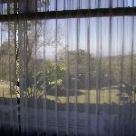 la vista desde la ventana