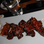 Wok-Barbequed Idaho Pork Baby Back Ribs (entree)