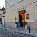 Cafe Valentino offers the best panncakes