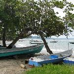 Fishing Boats on Puerto Viejo Beach
