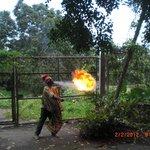 Fire Man!!