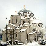 Small Church of St. Sava, and the Temple of St. Sava