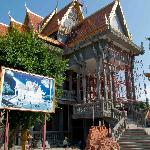 Renovations underway at Wat Langka