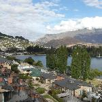 Queenstown from The Rydges