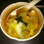 Tofu Soup Aji Sai