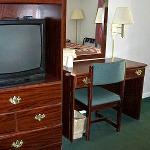 PAPenns Woods Inn Manheim Room Amenity