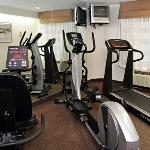 VASleep Inn Fitness Room
