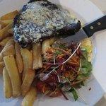 Pelican Tavern Wagyu Beef Meal