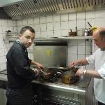les chefs de cuisine