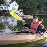 Complimentary Kayaks & Canoes