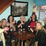 Arthurs Day in Bleecker Street Dublin