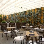 Terraza del Restaurante El Café del Gallery