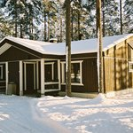 Vuokatinhovi cottage - Winter fiiling