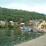 Un cuadro- Barra das Lagoa