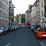 La calle Constantinstrasse