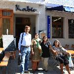 """Very good Indian restaurant """"Kabir"""" walking distance from this Hotel"""