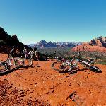 mountain bike views