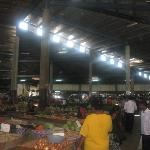 Fresh fruit and vegie market in Lautoka
