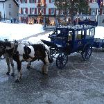 Zermatterhof Taxi - Horse drawn carriage