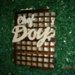 Chef Doy's outdoor sign