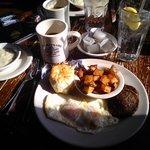 Breakfast At Puckett's!
