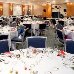 One of our function rooms in the Academy
