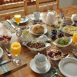 desayuno Foxhill