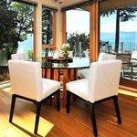 OceanVilla dining area