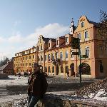 Front of Hotel U Sladka Chodovar