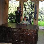 Oval Office...