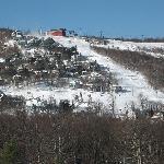View of Ski Slopes