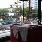 View to Belgrano avenue