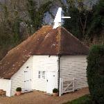 Godwin Oast - symbol of Kent