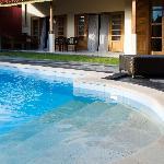 Villa Diamond: Beautiful swimming pool