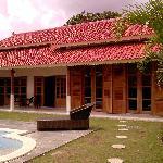 Villa Diamond: Tropical welcome