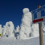 阿仁スキー場 樹氷2