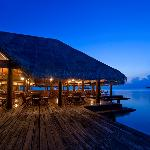 Lagoon Restaurant - Night view