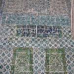 Tile Work in The Harem