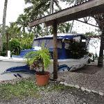 Flying Boat Fish & Chips Foto