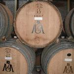 Uva Mira barrels