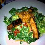 The mahi cesear salad - very tasty