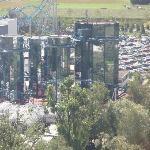 Euromir vue de la tour