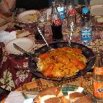 Excurtion avec repas chez l'habitant