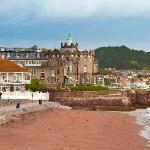 Hotel from Paignton Pier