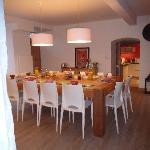 Table des repas