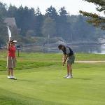 Golf at Sebasco