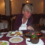 Anne and food