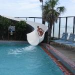 The slide!