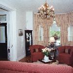 Freemason Inn Sitting Room