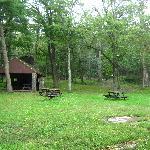 Picnic Pavilion Ralph Stover Park
